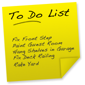 Clear Your To Do List